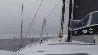 J66 : Fabrice Amedeo à l'assaut du Cap Horn / Vendée Globe
