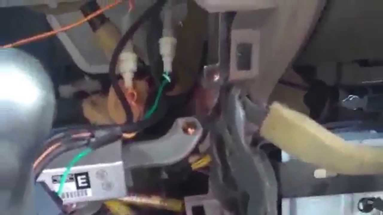 1997 Toyota 4runner Stereo Wiring Harness As Well As Trailer Wiring