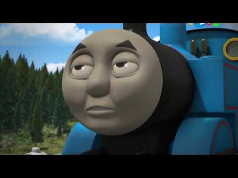 Томас и его друзья 17 сезон серия 12  Путь Томаса