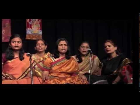 SRI VENKATESWARA TEMPLE: MAHASHIVARATRI 2013: LALITA SANGEETAM