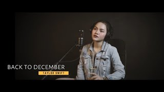Back To December - Taylor Swift (Cover by Fatin Majidi)