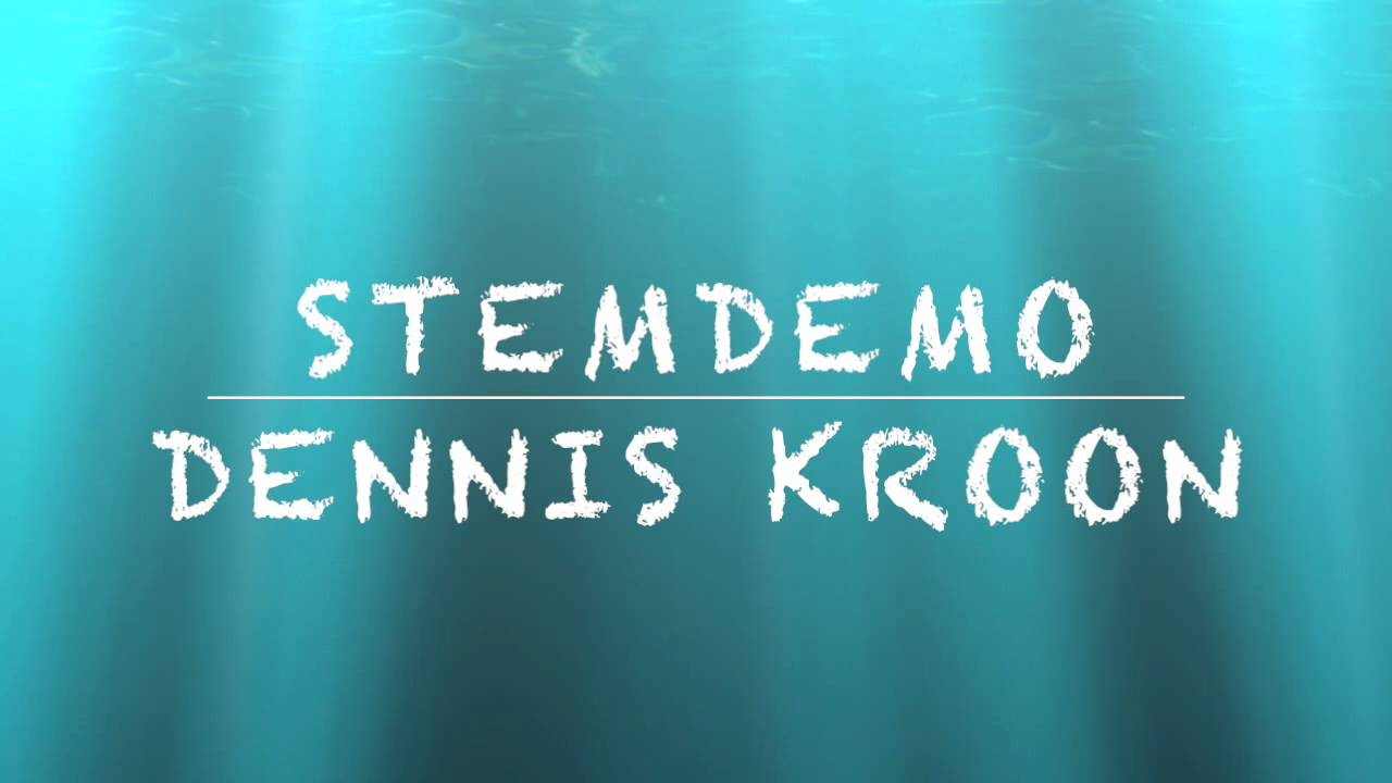 Download Stemdemo Dennis Kroon