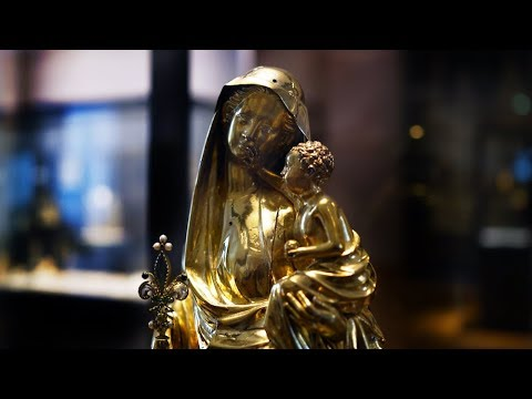 Humanizing Mary: the Virgin of Jeanne d'Evreux