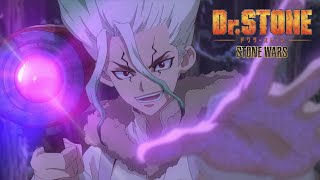 Dr. STONE: Stone Wars - Eve of the Battle - VOSTFR