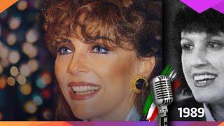 Verónica Castro entrevista a actores de doblaje en Italia - 1989