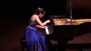 Umi Garrett - Chopin Ballade No. 1 in G minor, Op. 23