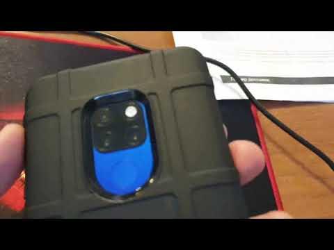 Видеообзор на Смартфон Huawei Mate 20 128GB Black из Sulpak