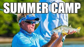 Tampa Bay Florida Fishing For Monster Tarpon and Beach Snook
