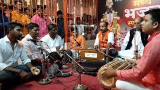 """Abhang """"Vithal Ugada Pandaricha"""",  By Buwa Shree Rupendra Parab. Accompanied by Shree Ganesh Sawant."""