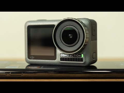 DJI OSMO Action (review)