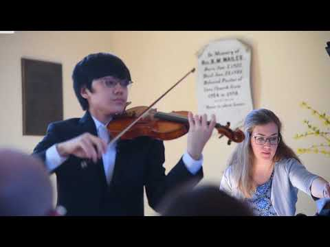 Tchaikovsky D major violin concerto