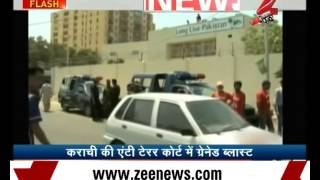 Pakistani Police Blew The Anti Terror Court