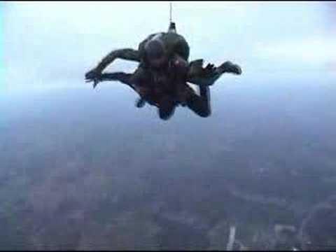 Julian Austin - Tandem Sky Dive