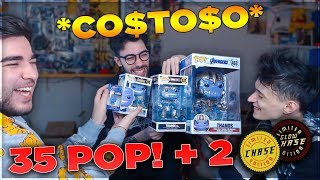 Il FUNKO POP! OPENING PIÙ *costoso* d'ITALIA con ZANO e FAZZ
