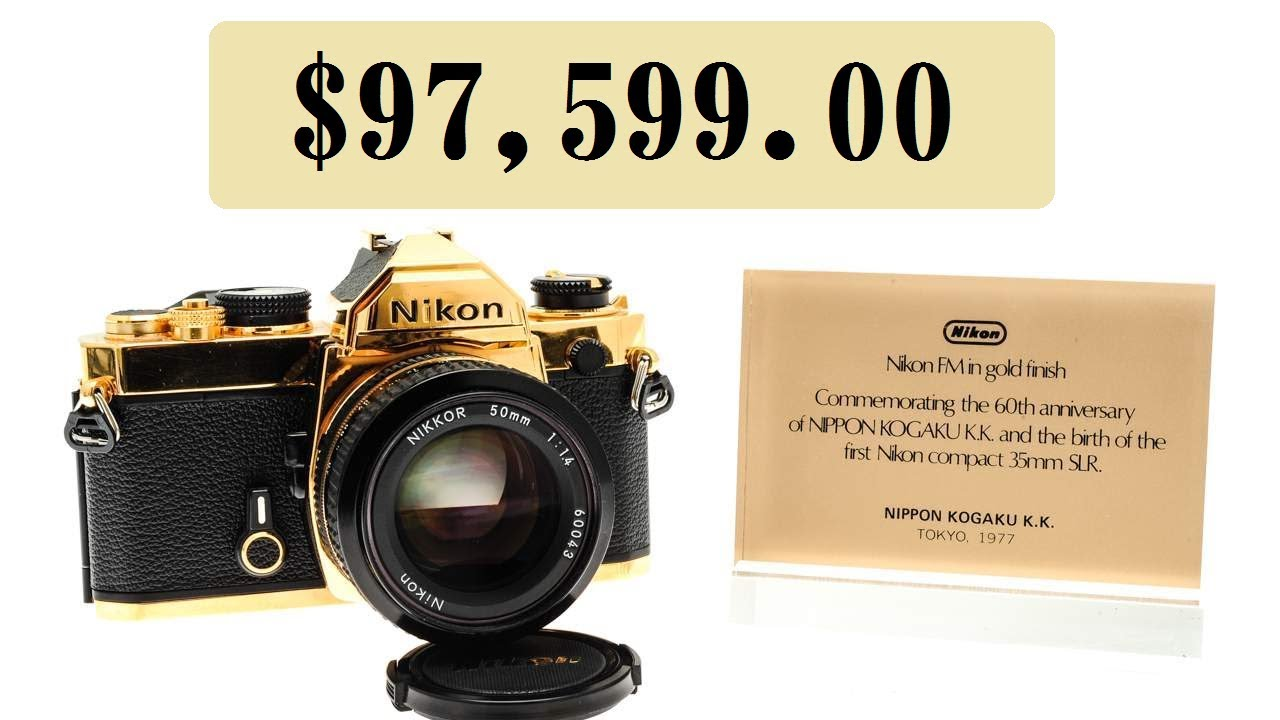 The most expensive camera 83