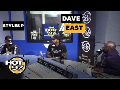 Dave East, Styles P & Funk Flex Talk Top 5 MC's, Today's Sound, Bad Boy & More #WeGotaStoryToTell021