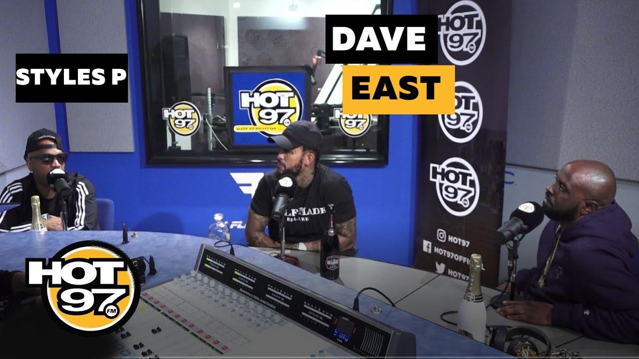 Dave East, Styles P & Funk Flex Talk Top 5 MC's, Today's Sound, Bad Boy & More #WeGotaStoryT