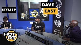 Dave East, Styles P & Funk Flex Talk Top 5 MC's, Today's Sound, Bad Boy & More #WeGotaStoryToTell021