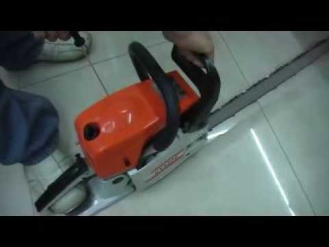 Chainsaw 5200 Part1 Youtube