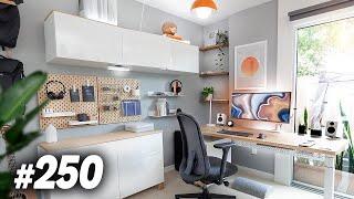 Room Tour Project 250 - Clean & Minimal Setups!