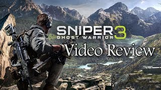 Sniper Ghost Warrior 3 Review (Video Game Video Review)