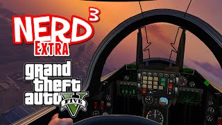 Nerd³ Extra - GTA V First Person Mode Hype!