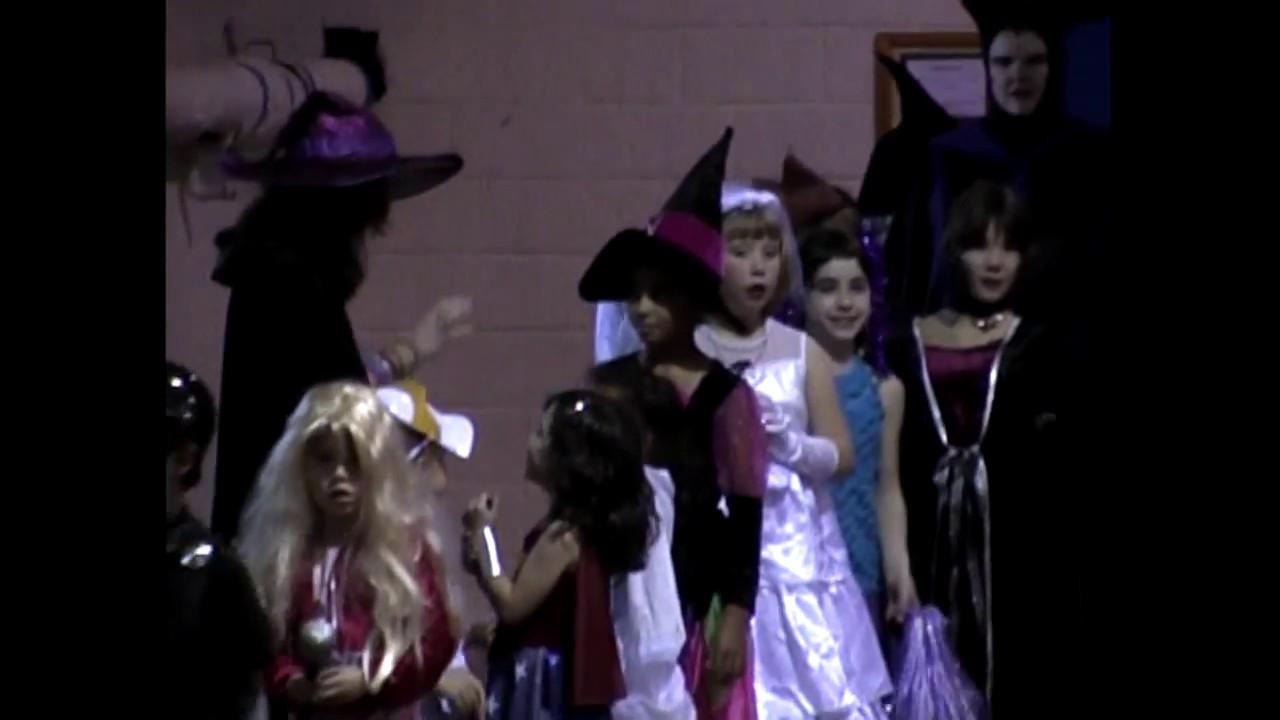St. Mary's Halloween Parade  10-29-10
