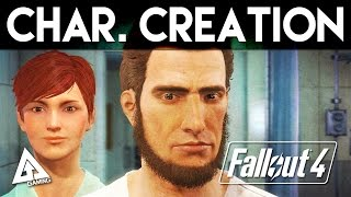 Fallout 4 Character Creation Male & Female