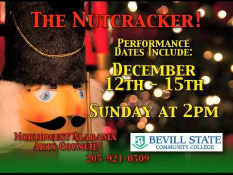 The Nutcracker @ Bevill State Community College