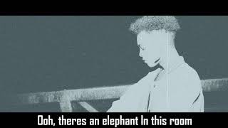 Video XXXTentacion - Elephant In The Room (Lyrics) download MP3, 3GP, MP4, WEBM, AVI, FLV Agustus 2018