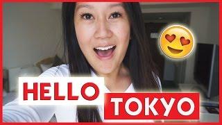 Chegando em Tokyo e Tour pelo Hotel ❤️ Vloguinho no Japão