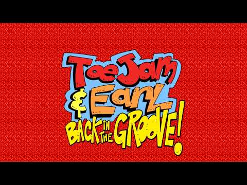 Toejam And Earl: Back In The Groove - Complete Soundtrack