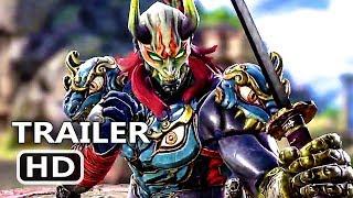 PS4 - Soulcalibur 6: Yoshimitsu Gameplay Trailer (2018)
