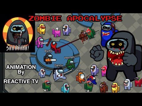 Among Us Zombie Season 1 - Ep1 ~ 12 - Animation