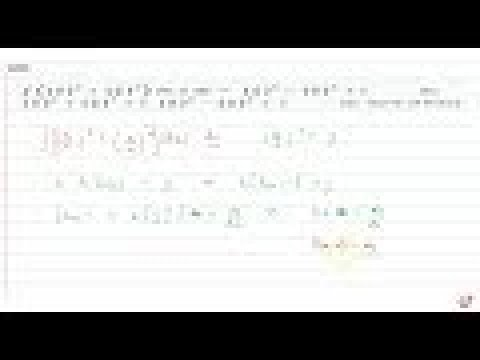 `int((x/e)^x+(e/x)^x)I nxdx=`  `(e/x)^x-(x/e)^x+c`  (b) `(x/e)^x+(e/x)^x+c`  `(x/e)^x-(e/x)^x+c...