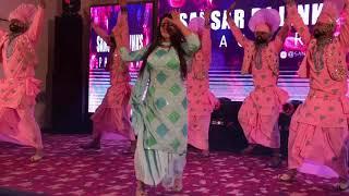 8 Parche   Baani Sandhu   Gur Sidhu   Gurneet Dosanjh   Sansar Dj Links   New Punjabi Dance Videos