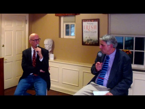 Jim Rogers & Dan Barry: Irish-American Autobiography