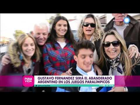 Gustavo Fernández en Pura vida, cada día