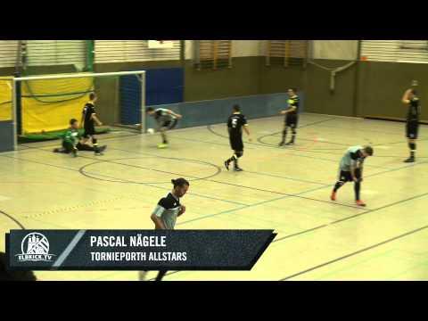SV Curslack-Neuengamme - Tornieporth Allstars (Halbfinale, EasyFitness-Cup 2015) - Spielszenen