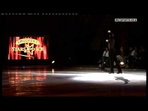 Evan Lysacek  2010-2011 Stars On Ice   Tango De Roxanne