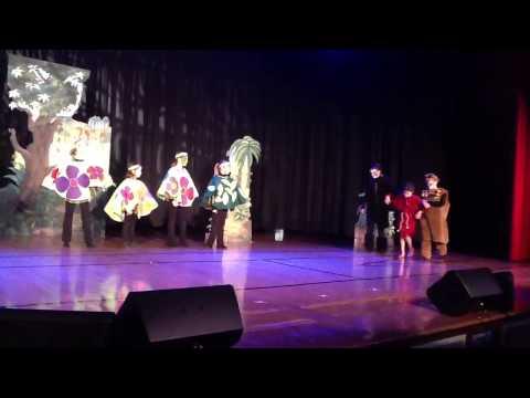 The Jungle Book, 3/9/13 Part 2 - Deephaven Elementary School - Minnetonka School District