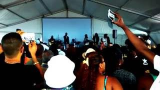 Lin - Recompans Live at Mahebourg Waterfront