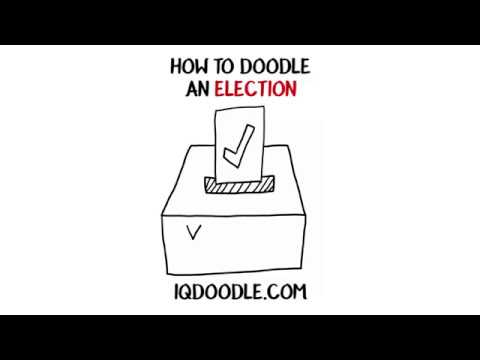 How to Draw an Election (drawing tips)