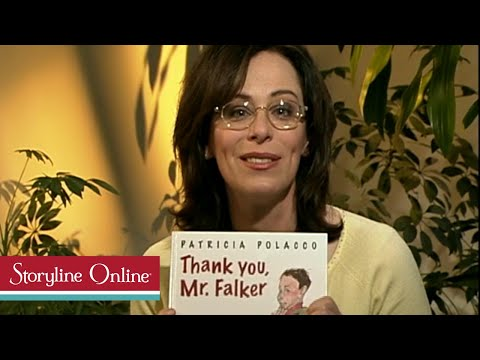 Thank you, Mr. Falker read by Jane Kaczmarek
