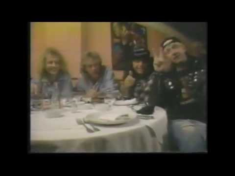 Judas Priest - Painkiller Interviews 3