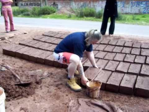 Mud Brick Making