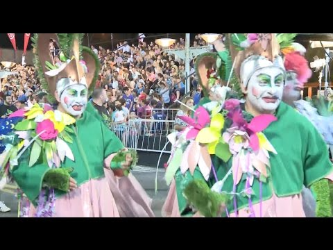 Uruguay's Annual Carnival Season Kicks Off in Montevideo