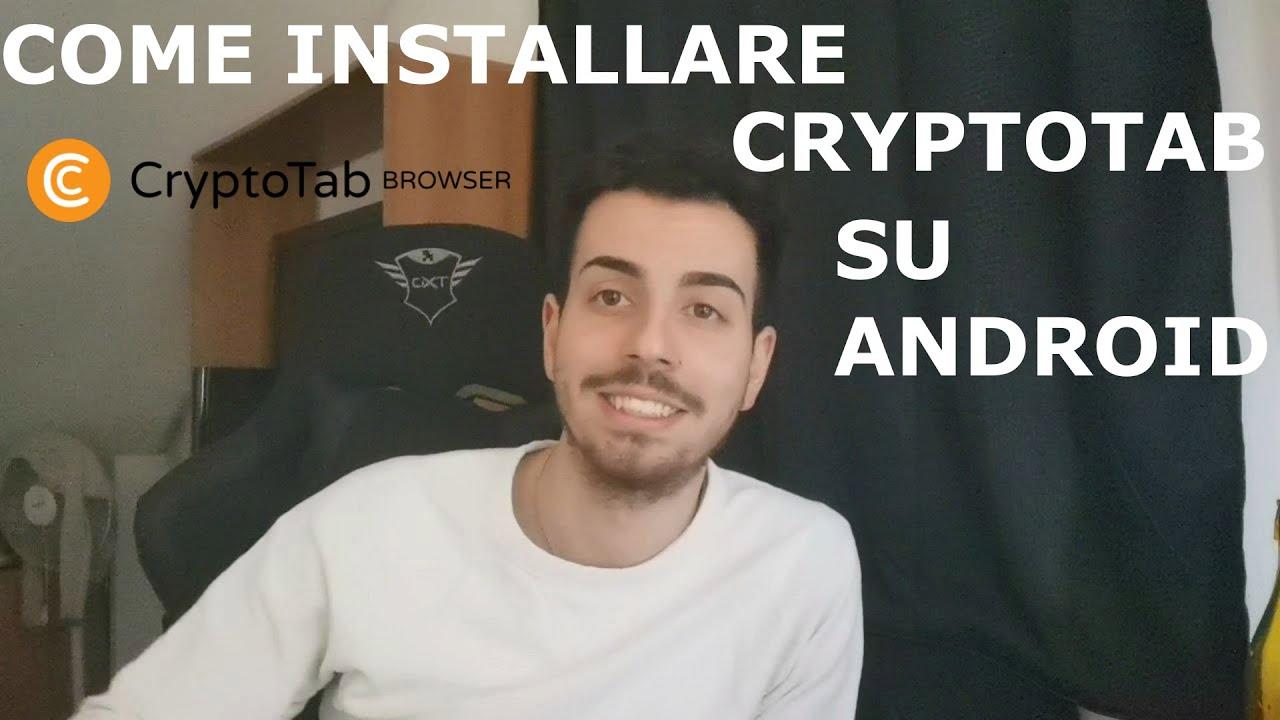 come installare bitcoin