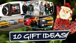 Gift Ideas for Car Guys