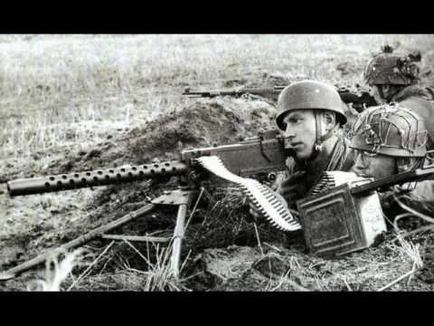Fallschirmjager Carentan.